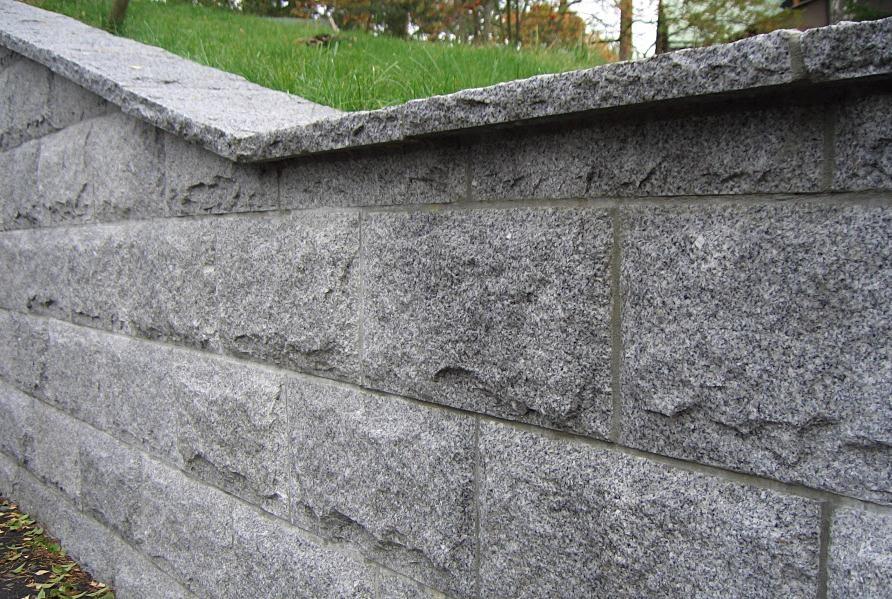 Granitbeklädnad